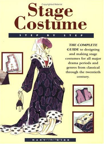 9781558706088: Stage Costume: Step By Step