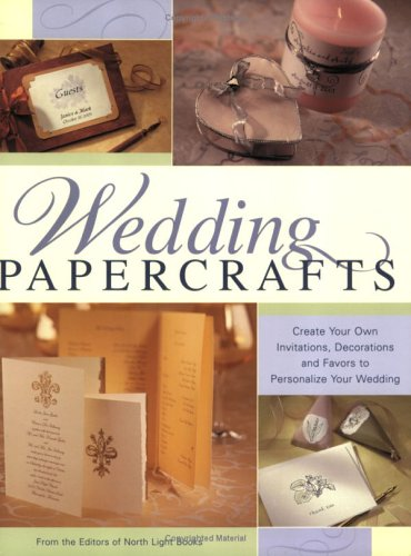 9781558706538: Wedding Papercrafts