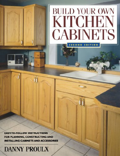 9781558706767: Build Your Own Kitchen Cabinets
