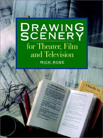9781558706842: Drawing Scenery for Theater, Film and Television