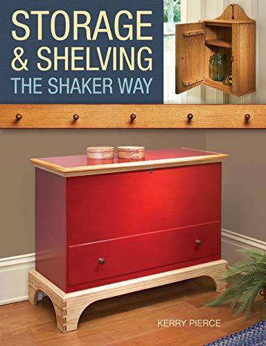 9781558708549: Storage & Shelving: the Shaker Way