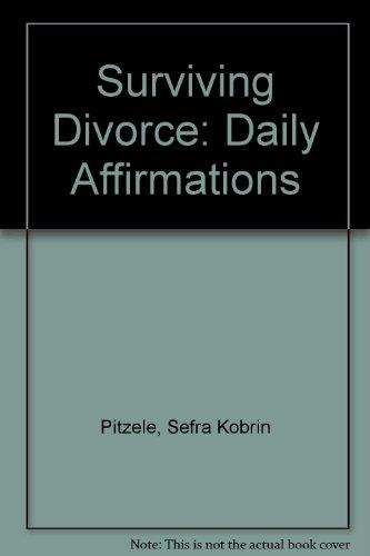 9781558741188: Surviving Divorce: Daily Affirmations