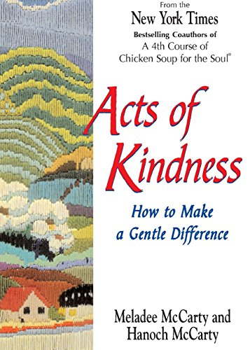 9781558742956: Acts of Kindness: How to Make a Gentle Difference