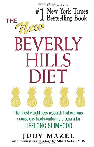 9781558744257: The New Beverly Hills Diet: A 365-day Program for Lifelong Slimhood