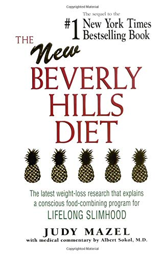 9781558744318: The New Beverly Hills Diet: The Latest Weight-Loss Research That Explains a Conscious Food-Combining Program for Lifelong Slimhood