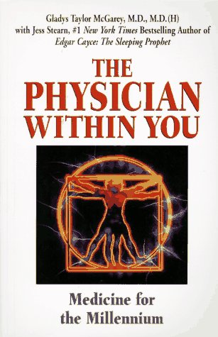 9781558744547: The Physician Within You: Discovering the Power of Inner Healing