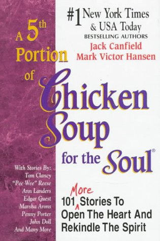 9781558745445: A 5th Portion of Chicken Soup for the Soul