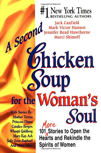 9781558746213: A Second Chicken Soup for the Woman's Soul (Chicken Soup for the Soul)