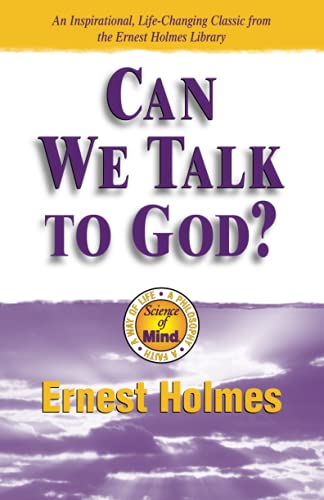 9781558747364: Can We Talk To God (Science of Mind Series)