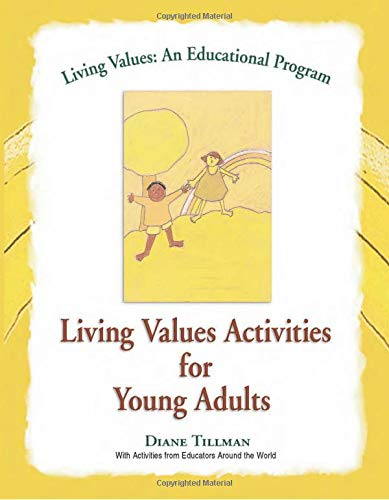9781558748811: Living Values Activities for Young Adults (Living Values: An Educational Program)