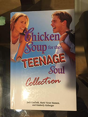 9781558749597: Chicken Soup for the Teenage Soul Collection