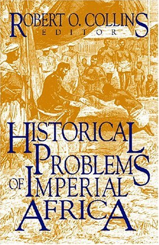 Hirtorical problems of Imperial Africa
