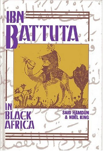 9781558760875: Ibn Battuta in Black Africa