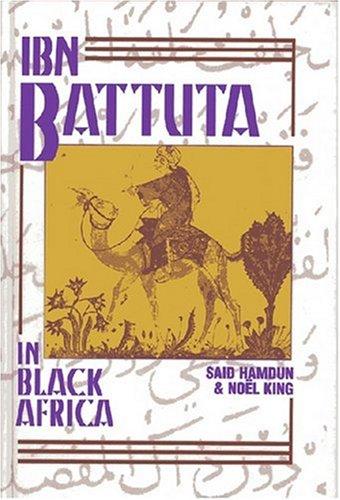 9781558760875: Ibn Battuta in Black Africa
