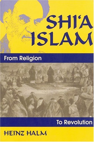 9781558761346: Shi'a Islam: From Religion to Revolution (Princeton Series on the Middle East)