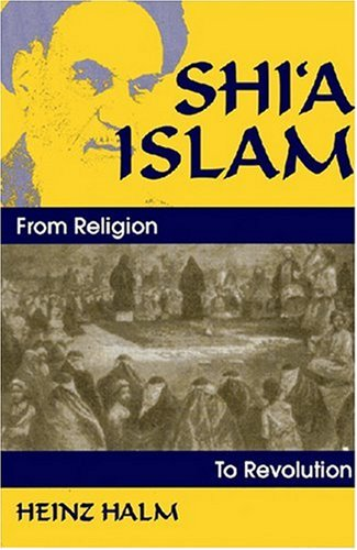 9781558761353: Shi'a Islam: From Religion to Revolution (Princeton Series on the Middle East)