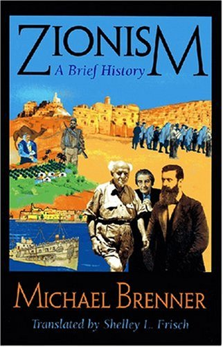 9781558763012: Zionism: A Brief History