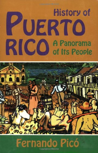9781558763715: History of Puerto Rico: A Panorama Of Its People
