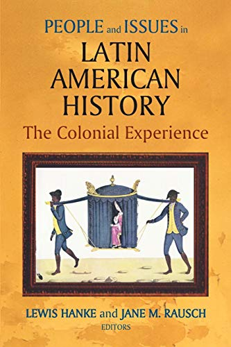 the colonial experience of the americans