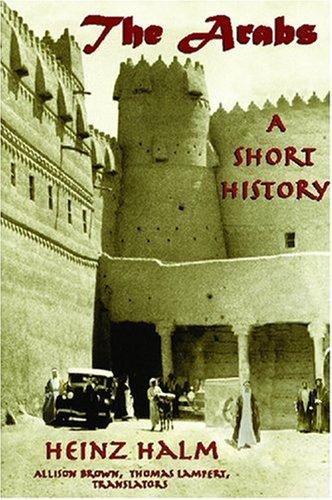 9781558764163: The Arabs: A Short History