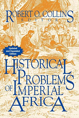 9781558764316: 2: Historical Problems of Imperial Africa (The Problems in African History)