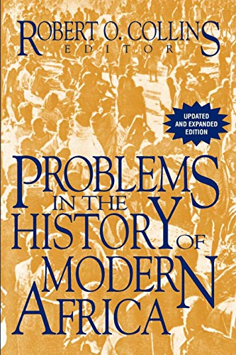 9781558764545: Problems in the History of Modern Africa (The Problems in African History)