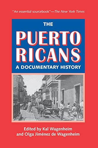 9781558765641: The Puerto Ricans