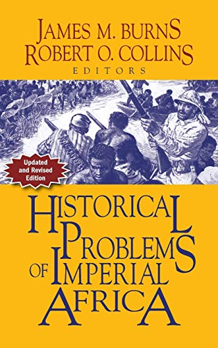 9781558766174: Historical Problems of Imperial Africa