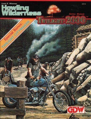 Twilight: 2000 Howling Wilderness: Wiseman, Loren K.
