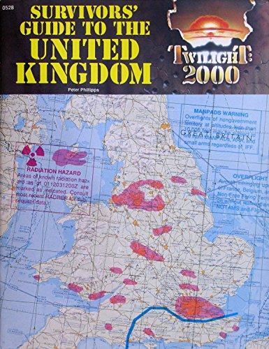 9781558780095: Survivors' Guide to the United Kingdom (Twilight: 2000)