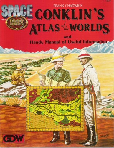 Conklin's Atlas of the Worlds and Handy: Chadwick, Frank
