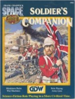 9781558780262: Soldier's Companion (Space 1889)