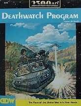 9781558780514: Deathwatch Program (2300AD role playing game)