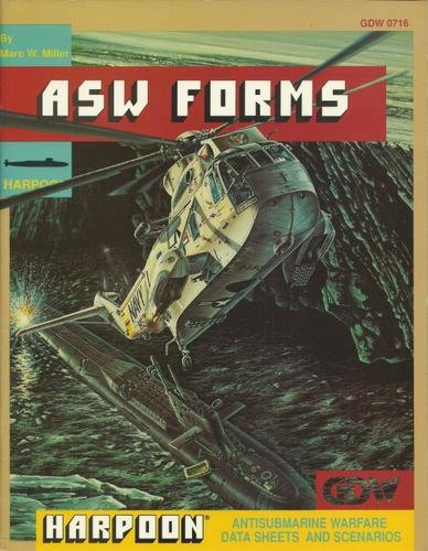 9781558780576: Asw Forms (Harpoon Series)