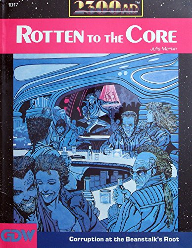 9781558780590: Rotten to the Core (2300AD role playing game)