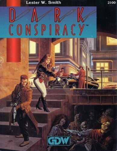 9781558780767: Dark Conspiracy, 1st Edition
