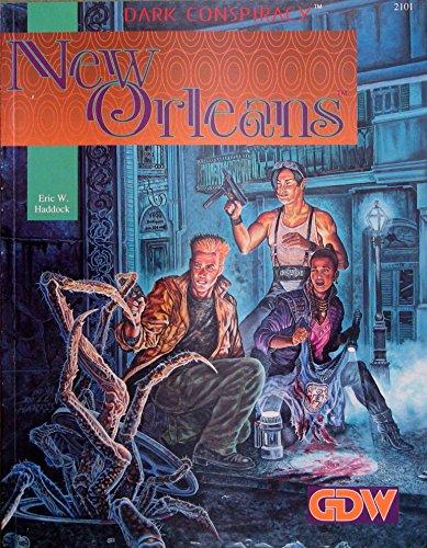 9781558780804: New Orleans (Dark Conspiracy RPG)