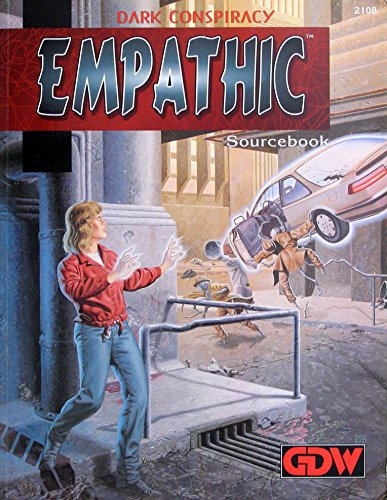 9781558781108: EMPATHIC SOURCEBOOK (DARK CONSPIRACY RPG)