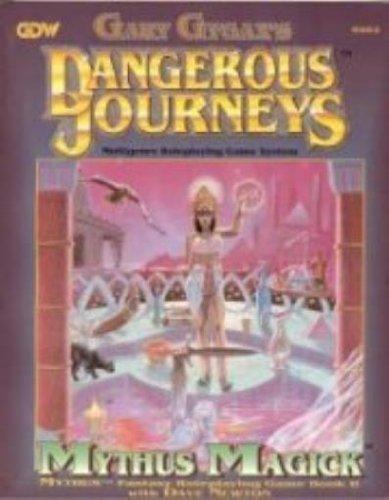 9781558781337: Mythus Magick (Dangerous Journeys)