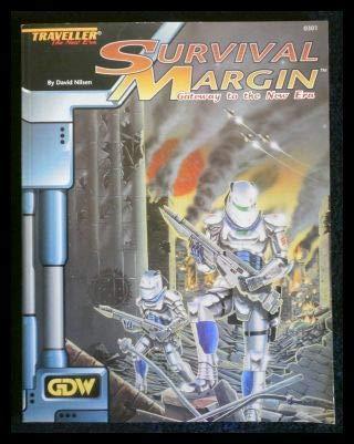 9781558781399: Survival Margin (Traveller New Era Sci-Fi Roleplaying)