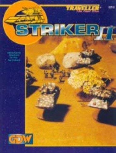 9781558781733: Striker II: Miniatures Warfare in the Far Future (Traveller: The New Era)