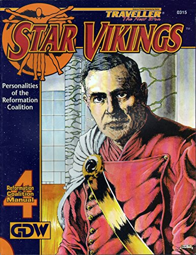 9781558781740: Star Vikings: Personalities of the Reformation Coalition (Traveller: The New Era)
