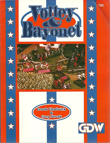 9781558781795: Volley & Bayonet (wargame rules for 18th & 19th century battles of the black powder era)