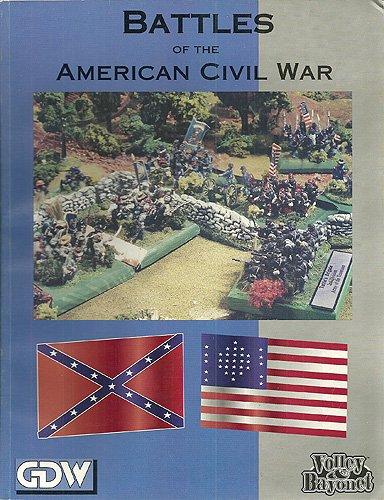 9781558781870: Battles of the Civil War (Volley and Bayonet)