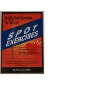 9781558783003: Moderate Spot Exercises for Seniors