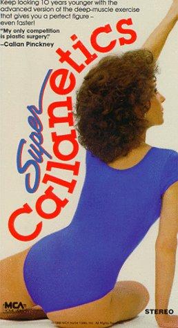 9781558800175: Super Callanetics [VHS]