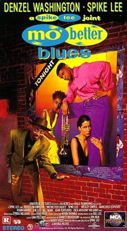 9781558801875: Mo Better Blues [VHS]