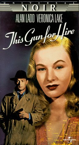 9781558802018: This Gun for Hire [VHS]