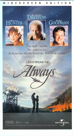 9781558803602: Always (Widescreen Edition) [VHS]