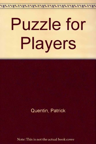9781558820081: Puzzle for Players